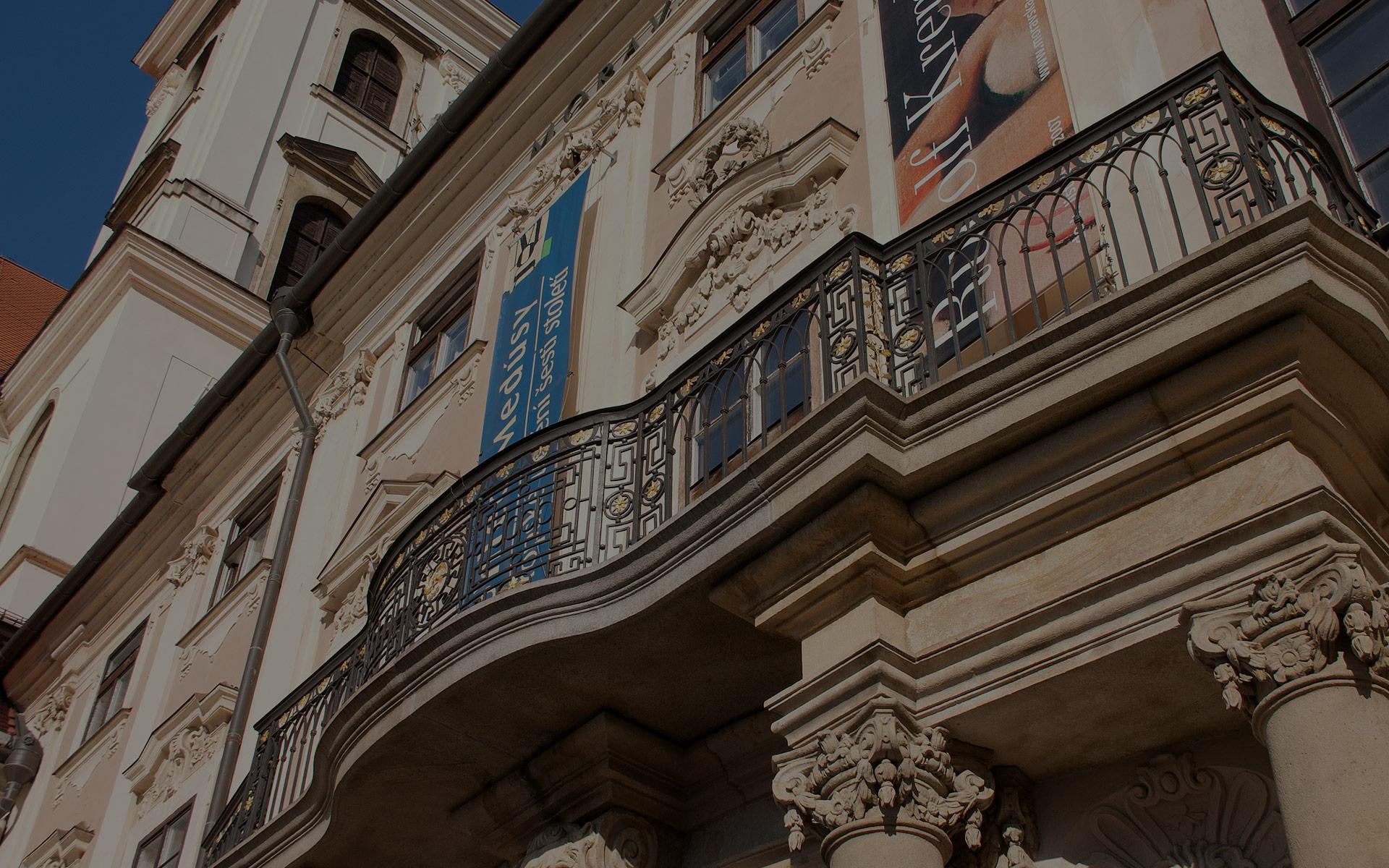 Místodržitelský palác v Brně